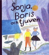 Omslagsbild: ISBN 9789150108446, Sonja, Boris och tjuven