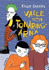 Bokomslag: Valle och tonåringarna