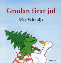 Omslagsbild: ISBN 9789150216165, Grodan firar jul