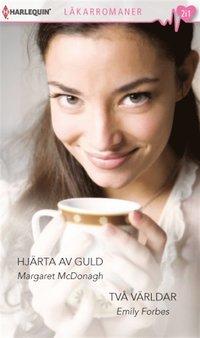 ladda ner Hjärta av guld/Två världar epub, pdf