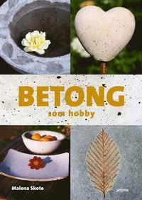 Omslagsbild: ISBN 9789151845326, Betong som hobby