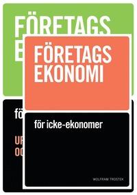 uppkopplad Företagsekonomi för icke-ekonomer Paket Faktabok+Övningsbok epub pdf