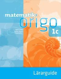 ladda ner Matematik Origo 1c Lärarguide epub pdf