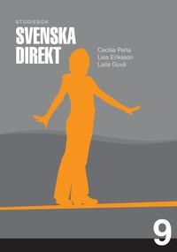 läsa Svenska Direkt åk 9 Studiebok epub pdf