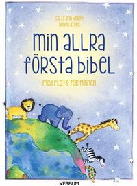 Min allra första bibel : med plats för minnen pdf