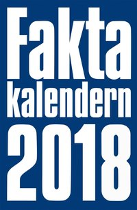 ladda ner Faktakalendern 2018 pdf epub