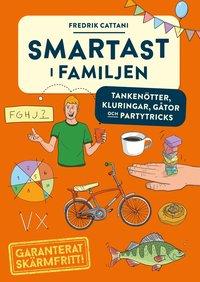 Bokomslag: Smartast i familjen