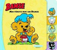 läsa Min första bok om Bamse pdf, epub ebook