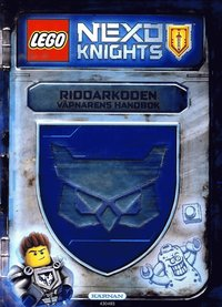LEGO Nexo Knights. Riddarkoden : väpnarens handbok pdf, epub ebook
