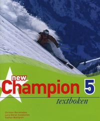 New Champion 5 Textboken (häftad)