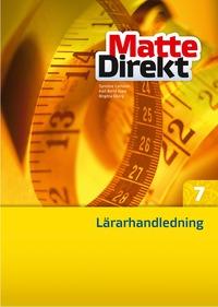 Matte Direkt 7 Lärarhandledning inkl. cd pdf, epub
