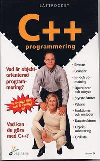 ladda ner online Lättpocket om C++ pdf, epub
