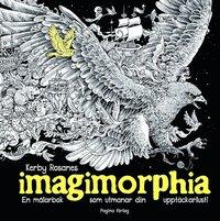 ladda ner Imagimorphia : målarbok pdf, epub ebook