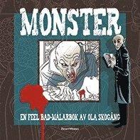 Monster : en feel bad-målarbok epub pdf