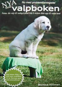 Första valpboken : forma din valp med enkla metoder redan från 8 veckors ålder (häftad)