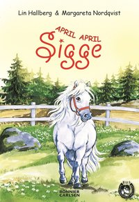 Omslagsbild: ISBN 9789163826368, April, April Sigge