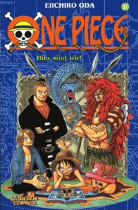 One Piece 31: Vi v�ntar (pocket)