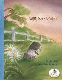 Bokomslag: Adjö, herr Muffin