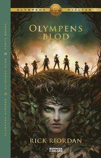 Olympens blod (häftad)