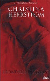 Omslagsbild: ISBN 9789164201195, Leontines längtan