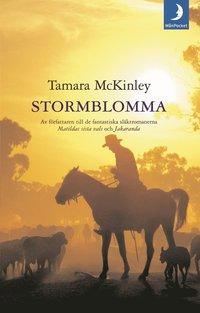 Omslagsbild: ISBN 9789170010750, Stormblomma