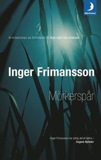 Mörkerspår av Inger Frimansson