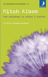 Omslagsbild: ISBN 9789170012310, Fem personer du möter i himlen