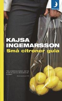 Omslagsbild: ISBN 9789170012570, Små citroner gula