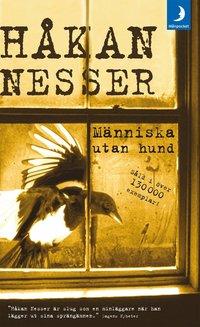 Människa utan hund av Håkan Nesser