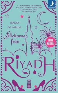 Omslagsbild: ISBN 9789170016080, Flickorna från Riyadh