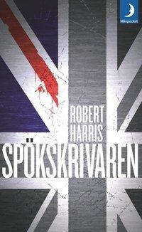 Spökskrivaren av Robert Harris