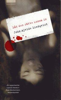 ISBN 9789170371257, Låt den rätte komma in