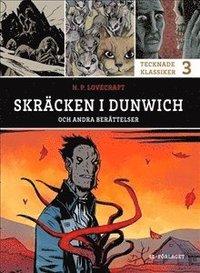 läsa Skräcken i Dunwich och andra berättelser epub, pdf