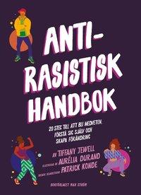 Bokomslag: Antirasistisk handbok
