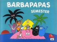 Omslagsbild: ISBN 9789171307330, Barbapapas semester