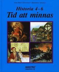 läsa Historia Tid att minnas 4-6, elevbok pdf, epub ebook