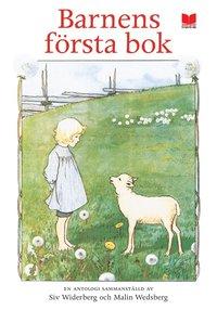 Omslagsbild: Barnens första bok av Siv Widerberg,Malin Wedsberg