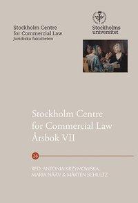 Stockholm Centre for Commercial Law årsbok 7 pdf epub