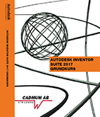 läsa Autodesk Inventor 2017 Grundkurs pdf ebook