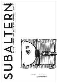 uppkopplad Subaltern 4(2016) Revolutionera revolutionen, Raoul Hausmann 2 pdf, epub