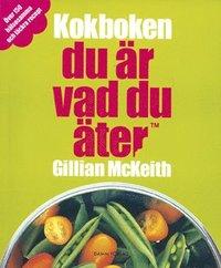 Omslagsbild: ISBN 9789173511483, Du är vad du äter : kokboken