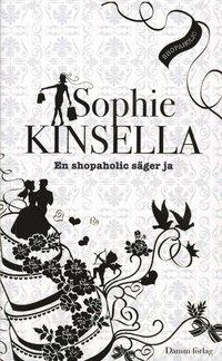 Omslagsbild: ISBN 9789173512381, En shopaholic säger ja