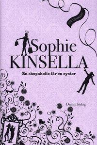 Omslagsbild: ISBN 9789173513067, En shopaholic får en syster