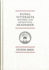 ladda ner Kungl. Vitterhets historie och antikvitets akademien årsbok. 2009 pdf ebook