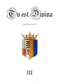 läsa Tu est Divina III pdf epub