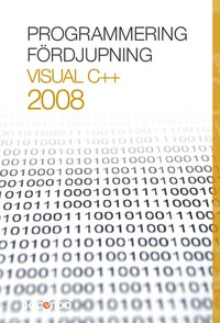 Programmering Visual C++ Fördjupning epub pdf