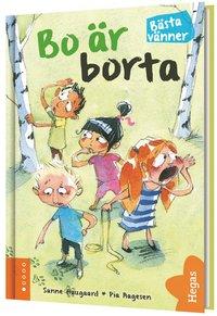Bo är borta (Bok+CD) pdf, epub