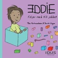 läsa Eddie följer med till jobbet pdf epub