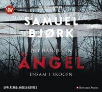 Det hänger en ängel ensam i skogen (ljudbok)