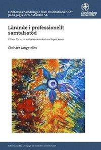 läsa Lärande i professionellt samtalsstöd : Villkor för vuxna arbetssökandes karriärprocesser pdf, epub ebook